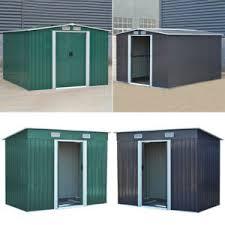 garden storage shed pent tool sheds