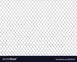 Metallic Chain Fence Royalty Free Vector Image
