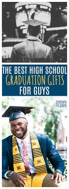 high graduation gifts for him