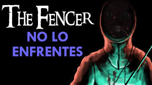 The Fencer No Intentes Enfrentarlo Trevor Henderson Hflain Youtube