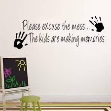 Wholesale Making Memories Vinyl Wall Sticker Home Decor Creative Quote Ellaseal