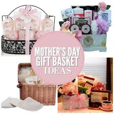 day gift basket ideas for healthy moms