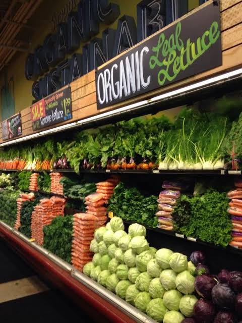 Organic Veg Mart