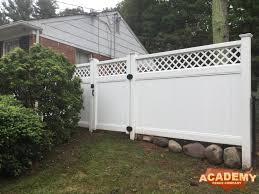 Short Hills Millburn Fence Installations Academy Fence Company