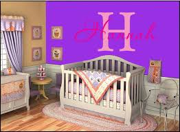 Hannah Wall Decal Personalized Name Childrens Wall Art Wall Monogram 23inx13in Name Wall Decals Wall Decalswall Art Aliexpress