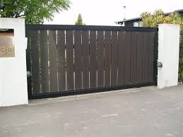 Privacy Fence Driveway Gate The Fence Gate Shop Offer A Wooden Gate Designs Fence Design Contemporary Gates