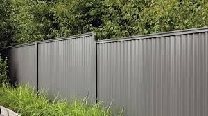 Steel Fences Geelong Belmont Fencing Colourbond