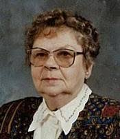 Contributions to the tribute of Esther Johnson   Birchwood Funeral ...