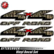 Camouflage Realtree F 150 Ford Truck Decals Mossy Oak Camo