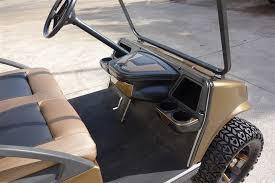 2001 Club Car Ds Custom 4 Passenger Golf Cart
