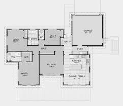 u shaped house design australia 3 bedroom