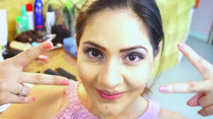 face eyes elegant glossy makeup video