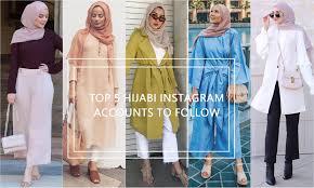 5 hijabi insram accounts to follow