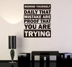 Quotes Wall Decal Inspirational Words Of Wisdom Motivational Quotes Office Vi Wallstickers4you For Fabulous Motivational Quotes For Office