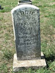 Addie Perry (1877-1885) - Find A Grave Memorial