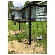 Yardgard Select Panel To Post Clips Hoover Fence Co