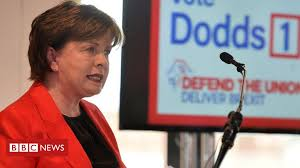 Diane Dodds to replace Carla Lockhart in NI Assembly - BBC News