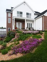 best plants for slopes better homes