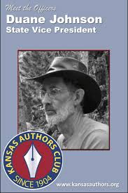 Meet Duane Johnson - Kansas Authors Club