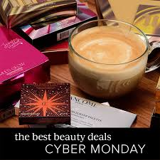 cyber monday beauty deals 2019 the