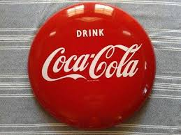 Drink Coca Cola Fountain Service 1930s Wall Decal 23 X 24 Distressed Collectibles Decals Stickers Fundacion Traki Com