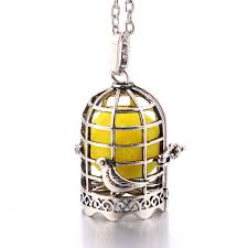 new aroma diffuser necklace vintage