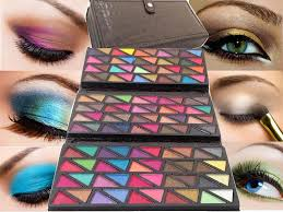 savior msq shimmer eye shadow palette