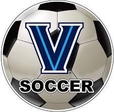 Amazon Com R And R Imports Villanova University 4 Inch Round Soccer Ball Vinyl Decal Sticker Automotive
