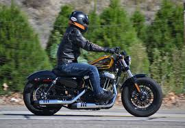 h d sportster forty eight ride review