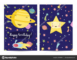 Invitation On Children Costumed Birthday Party Stock Vector