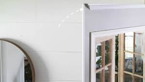 how to dead end crown molding