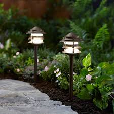patio garden pathway lighting