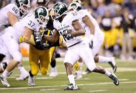 Tape Analysis: Michigan State WR Aaron Burbridge vs. press coverage