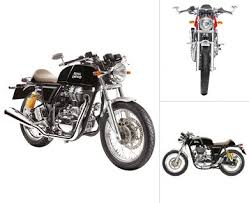 royal enfield continental gt in