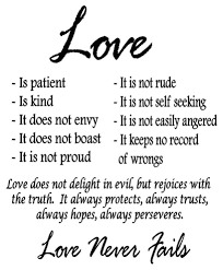 Vwaq Love Is Patient Love Is Kind Wall Art Decor Vinyl Decal Sayings Religious Contemporary Wall Decals By Vwaq Vinyl Wall Art Quotes And Prints