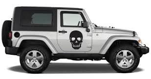 Skull Car Decals Dezign With A Z