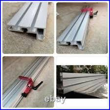 Aluminum Table Saw Fence