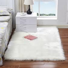 ikea genuine sheepskin fur rug pad mat