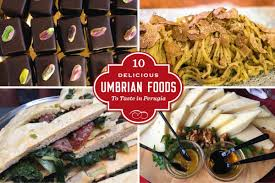 10 delicious umbrian foods to taste in