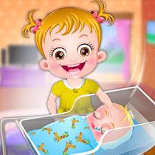 play free games baby hazel
