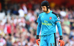 Arsenal goalkeeper Petr Cech admits to ...