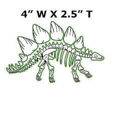 Home Decor Stegosaurus Decal Sticker Prehistoric Dinosaur Window Car Truck Locker Unitransbahia Com Br