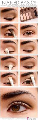 winged eye makeup tutorial