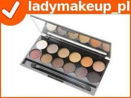 sleek make up 12 cieni au naturel