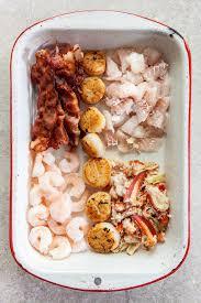 Nova Scotia Seafood Chowder - Kelly Neil