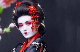 modern day geisha makeup saubhaya makeup