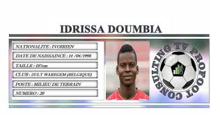 IDRISSA DOUMBIA ○II Best Skills & Passes II○ZULT WAREGEM(BELGIQUE) - Vidéo  Dailymotion