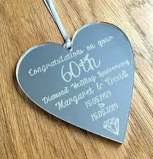 60th diamond wedding anniversary