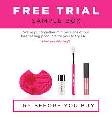 free makeup box trial saubhaya makeup