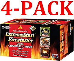 extremestart wrapped fire starters